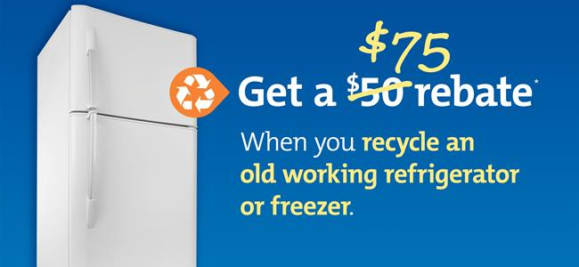 Drop off an old, working A/C unit and get a $25 rebate, Saturday May 12, 2018 9am to 12pm, Home Depot, E Lancaster Ave, Downington, PA. Click to learn more.