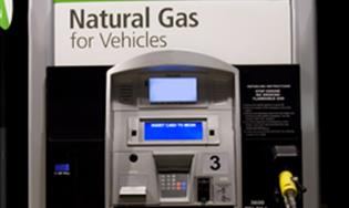 CNG Refueling Station